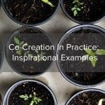 Co-creation in practice: inspirational examples